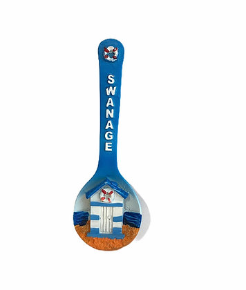 Swanage Spoon magnet