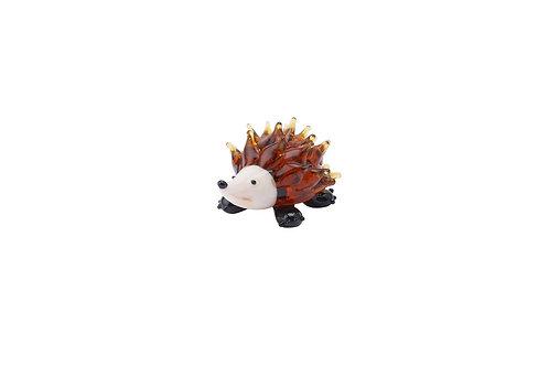 Glass Animal Hedgehog