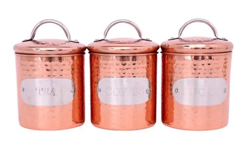 Copper Storage Jar