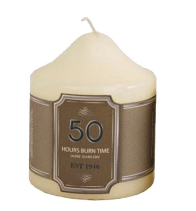 50 hr Church Candle
