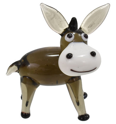 Glass Donkey