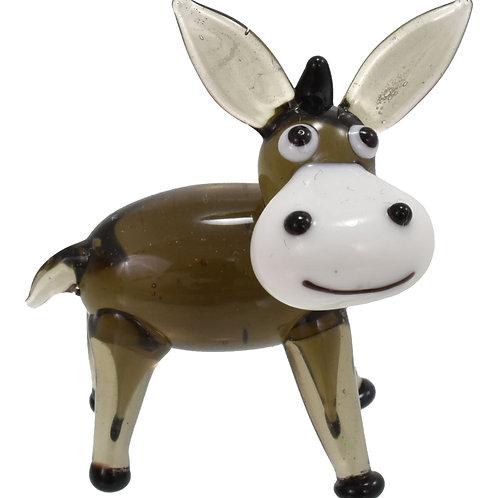 Glass Donkey