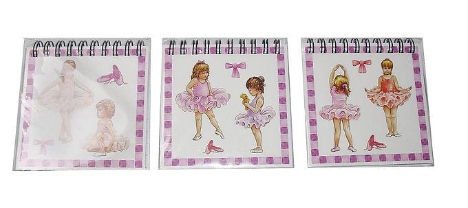 Ballet Notepad