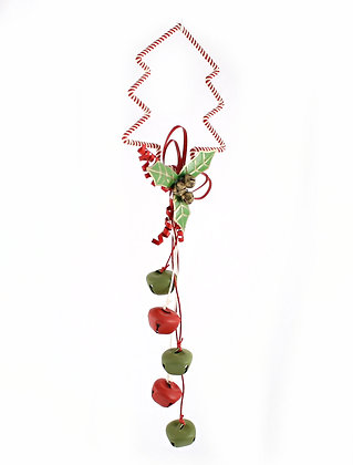 Tree with Bells Decoration
