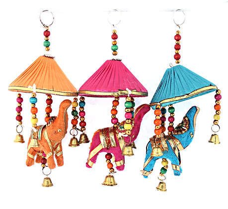 Elephant Mobile Decoration
