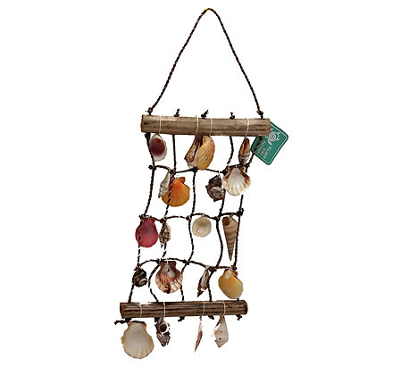 Shell Rope Ladder