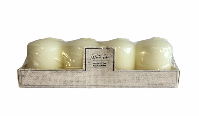 Candle Pack Of 4
