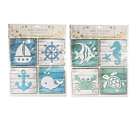 Nautical Wall Tile Stickers