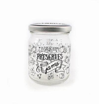 Preserves Jar