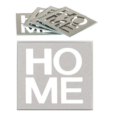 Glass Home Coaster