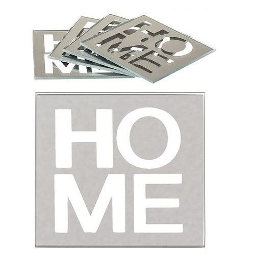 Glass Home Coaster