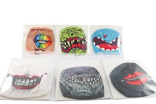 Kids Fun Face Mask