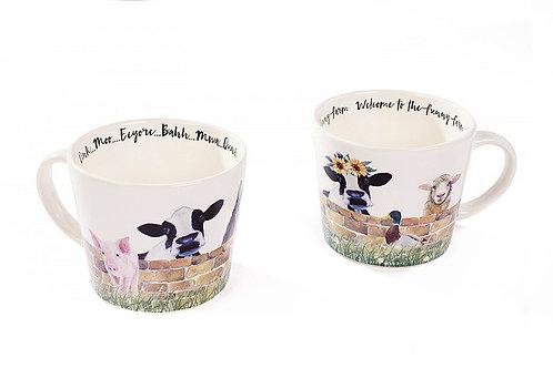 Farm Animal Mug