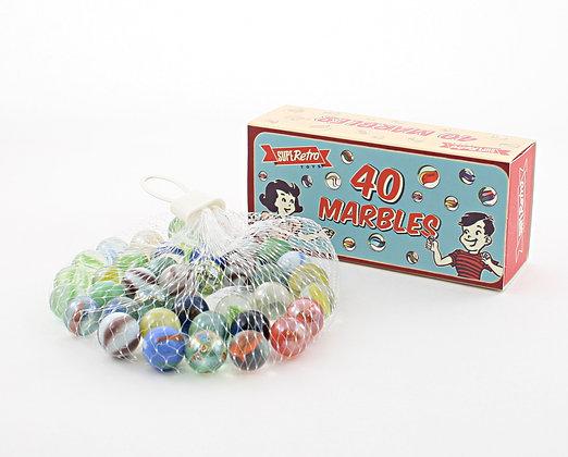 Retro Marbles Game