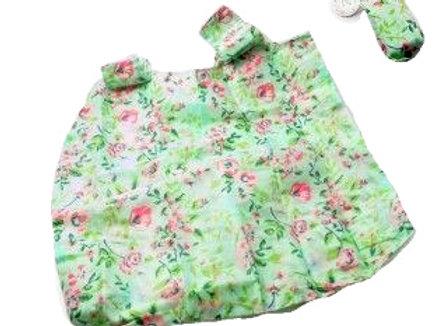 Fold-Up Shopping Bag