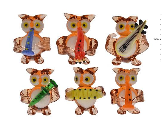 Glass Owl Band