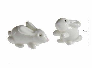 Glass White Rabbit