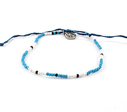 Seed Bead Friendship Bracelet
