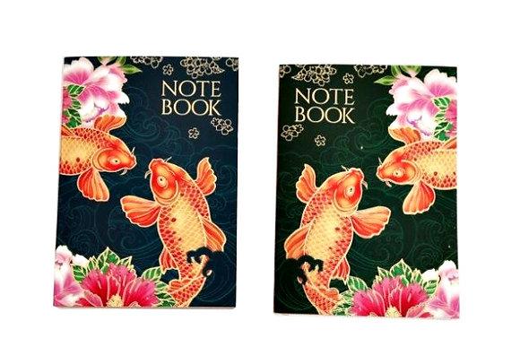 Koi Notebook