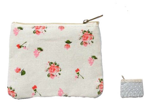 Fabric Coin  Purse