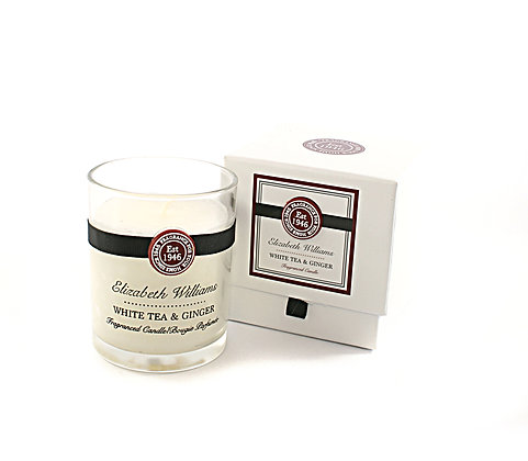 Boxed Candle in Glass Jar