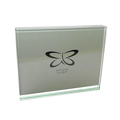 Glass Block Frame