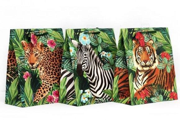Jungle Gift Bag