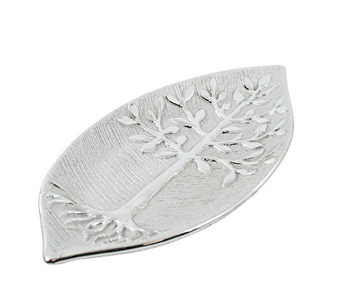 Tree of Life Leaf Plate