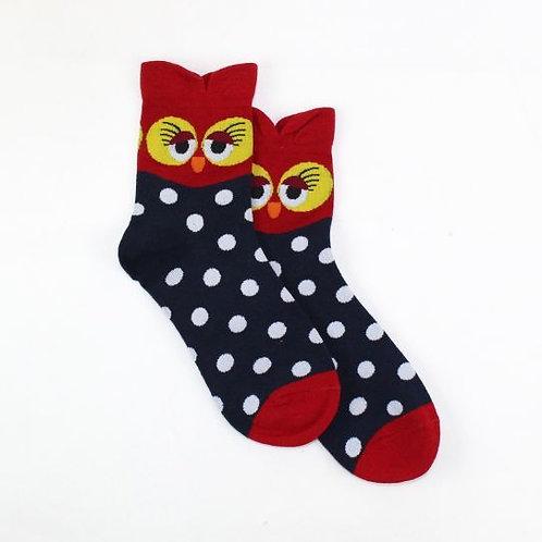 Cotton Rich Socks