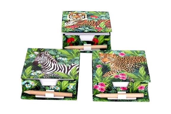 Jungle Jotter