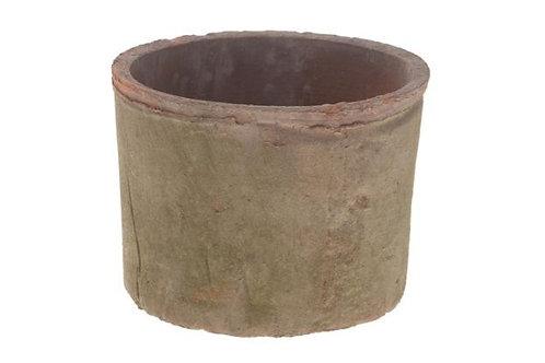 Antique Distressed Look Terracotta Planter