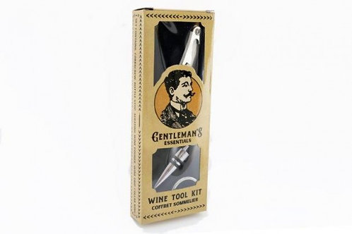 Gentlemans Wine Tool Kit