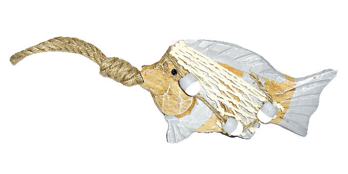 Wooden Fish Hanger