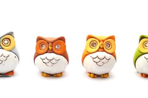 Mini Resin Owl