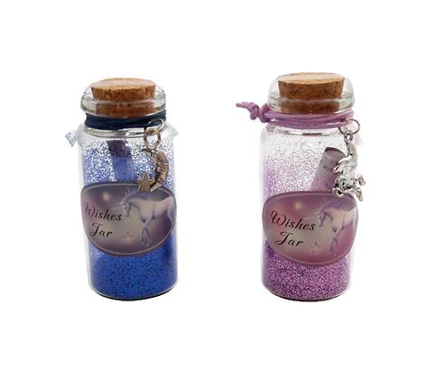 Mini Bottle with Glitter