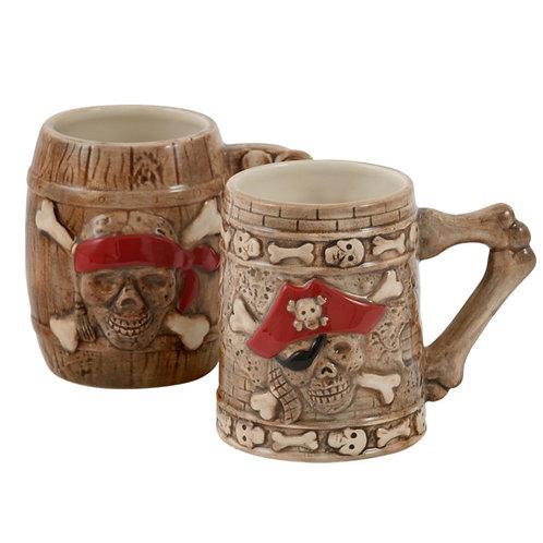 Ceramic Pirate Mug