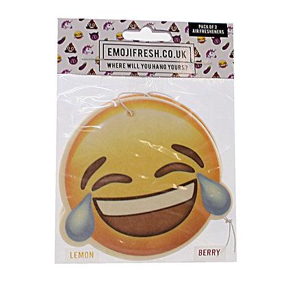 2 Emoticon Air Fresheners