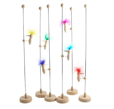 Woodpecker Toy