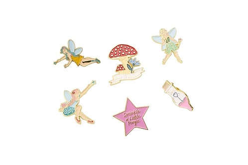 Fairy Pin Badge