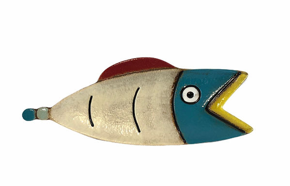 Funky Fish Plate
