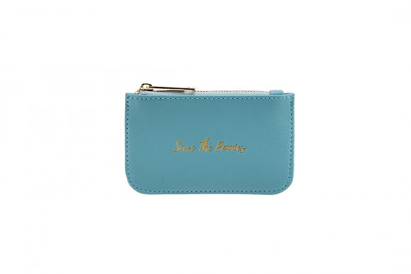 Coin Purse Turquoise