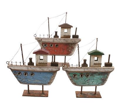 Rustic Trawler
