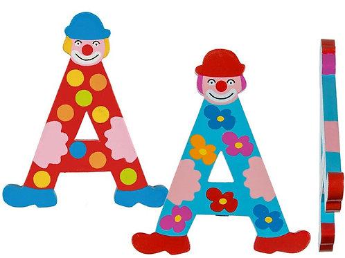 Clown Letters