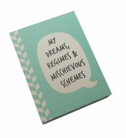 Speech Bubble Notebook