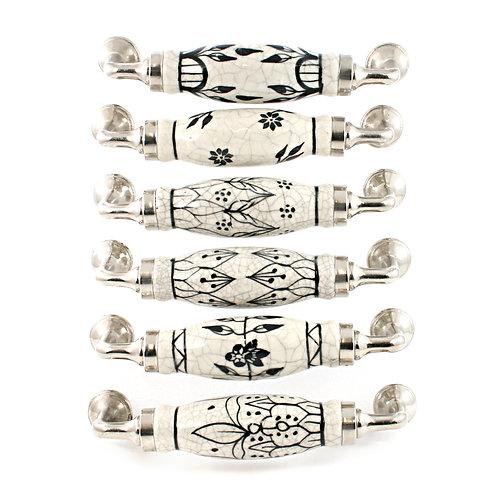 Ceramic Long Drawer Pull