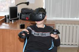 Виртуальная и дополненая реальность