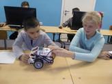 Робототехника на основе Lego