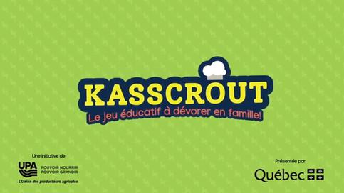 Kasscrout - Conception sonore et musicale