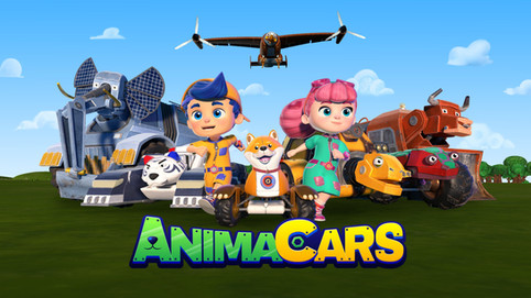 Sound designe and Mix for AnimaCars a New kid serie From Amuse Network