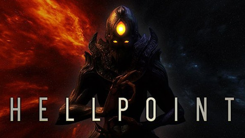 Hellpoint - A Dark Sci Fi RPG Now live on Kickstarter